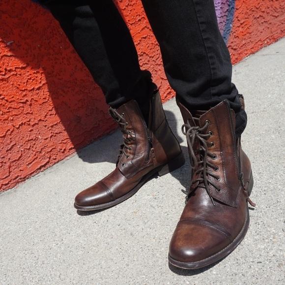 38f80d0139e Kenneth Cole Reaction Shoes | Hitman Boot | Poshmark